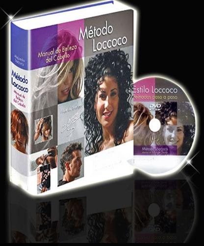 Metodo Loccoco, Manual De Belleza Para El Cabello + Dvd Ocea