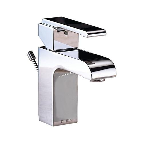 Mezcladora para lavabo colecci n arzo marca delta faucet for Mezcladora para lavabo