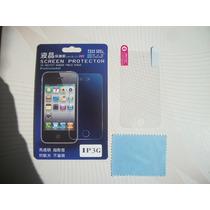 Wwow Mica Protectora De Pantalla Iphone 3g Excelentes!!!