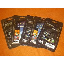 Mica Protectora Telefono Celular Todas Las Marcas Au1