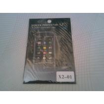 Wwow Mica Protectora De Pantalla Nokia X2-01 Excelentes!!!