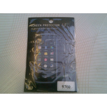 Wwow Mica Protectora De Pantalla Blackberry Bold 2 9700!!!