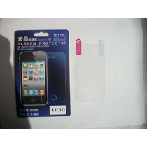 Mica Protectora Iphone 3g Antirayaduras!