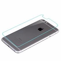 Mica Glass Iphone 6 Protector Trasero Vidrio Templado