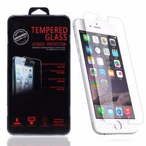 Mica Vidrio Templado Iphone 6, 6s Plus
