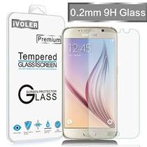 Cristal Templado Galaxy S6 9h Vidrio Glass