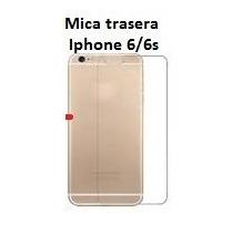 Mica Trasera De Cristal Templado Gorilla Glass Iphone 6 6s!!