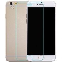 Mica Cristal Templado Iphone 6,6s,6plus,6splus Resistente