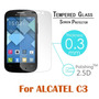 Protector Templado Alcatel One Touch Pop C3