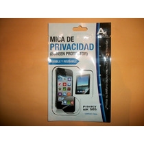 Promo Mica De Pantalla Privacidad Nokia 505 Lumia!!!