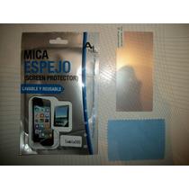Wwow Mica De Pantalla Tipo Espejo Nokia Lumia 505 Excelentes