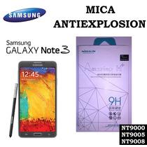 Mica Nillkin Anti Explosión Samsung Galaxy Note 3, Nt9000