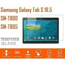 Mica Vidrio Templado Galaxy Tabs 10.5 Gorila Glas Env Gratis
