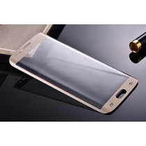 Cristal Templado Transparente Curvo 9h Galaxy S6 Edge G925