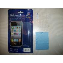 Wwow Mica Protectora De Pantalla Samsung Galaxy Y Pro B5510!