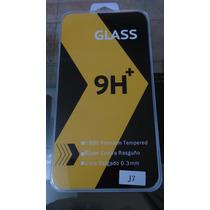 Mica Pantalla Cristal Templado 9h Samsung Galaxy J7