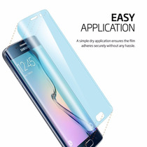 Samsung Galaxy S6 Edge Mica Protectora 2 Frontal 1 Trasera
