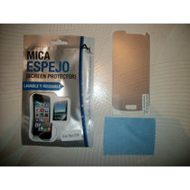 Wwow Mica De Pantalla Tipo Espejo Para Galaxy S4 Mini I9190!