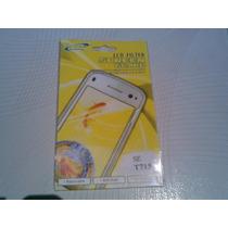 Wwow Mica Protectora De Pantalla Sony Ericsson T715!!!