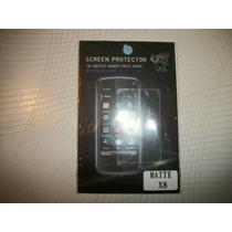Wwow Mica Matte Antihuella Sony Ericsson Xperia X8!!!
