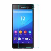 Mica Cristal Templado Sony Xperia M5 Ultra Resistente