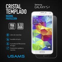 Mica Protector De Cristal Templado Galaxy S5, Galaxy S4, S3