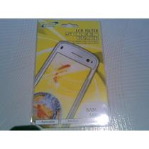 Wwow Mica Protectora De Pantalla Samsung Pixon M8800!!!
