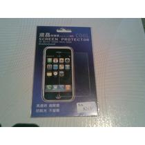 Wwow Mica Protectora De Pantalla Samsung S3650 Corby!!!