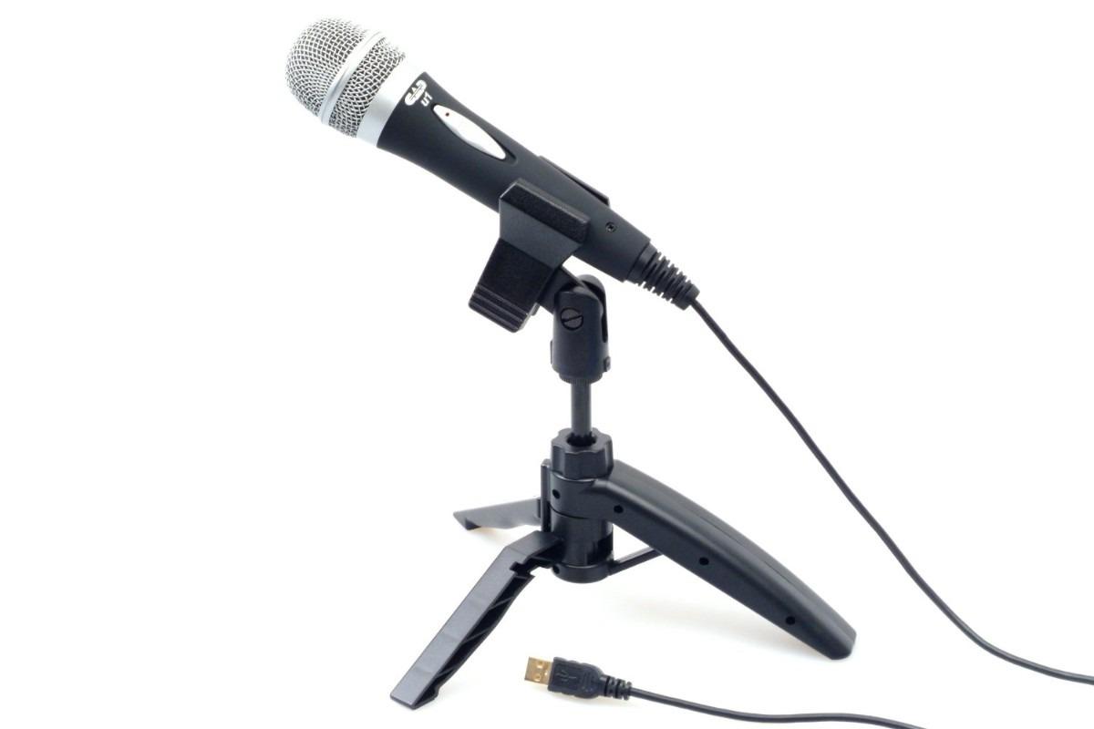 Microfono de Grabacion Cable