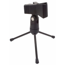 Tripie Universal De Mesa Para Microfono Ms-501