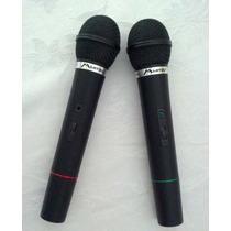 Microfonos Inalambricos Mitzu