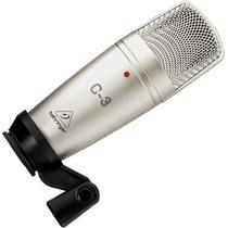 Microfono De Condensador Behringer C-3 - Nuevo