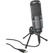 Microfono Condensador Usb Audio-technica At2020usb Nuevo Hm4
