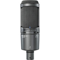 Microfono Condensador Usb Audio-technica At2020usb Nuevo Hm4