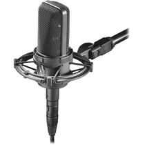 Microfono Estudio Y Shock Mount Audio-technica At4033/cl Vbf