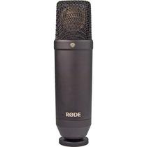 Kit Microfono Condensador Rode Nt1 Con Smr Shockmount Vbf