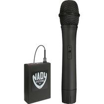 Nady 351vr Vhf Sistema Microfono Inalambrico