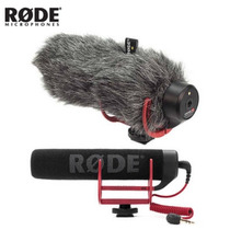 Microfono Shotgun Rode Videomic Go On Con Deadcat Nuevo Vbf