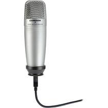 Samson Co1ucw Microfono De Grabacion Usb