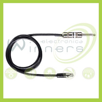 Cable Shure Para Bodypack Wireless Wa302