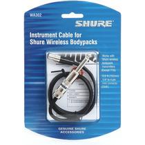 Cable Para Instrumento De Sistema Inalambrico Shure Wa302 Wi