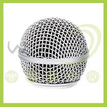 Rejilla De Repuesto Para Microfono Shure Sm58 Rk143g Winners