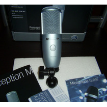 Microfono Akg Perception 120 Condensador Nuevo /maudio Shure