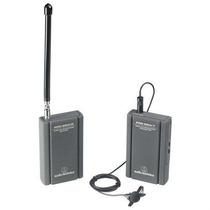 Micrófono Inalámbrico Lavalier Audio-technica Vhf 169.51 Mhz