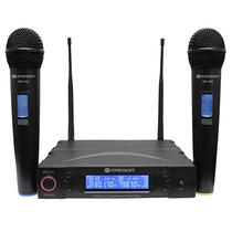 Radson Mr 292 Paq. De 2 Microfonos Inalambricos Profesional