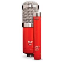 Micrófono Mxl De Grabación, Vocal E Instrumentos 550/551r