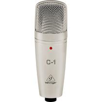 Microfono Condensador Behringer C-1, Nuevo!!