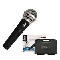 Micrófono Profesional Dinámico Unidirecional Mod Kmi-06