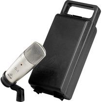 Behringer C-1 Micrófono Condensador Para Estudio.