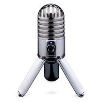 Microfono Usb Estudio Condensador Meteor Samson Podcast Winn